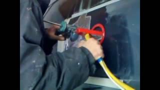ремонт двери и крыла пассат б 5