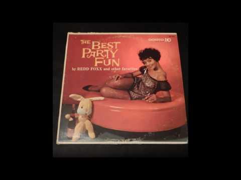 Redd Foxx, Sloppy Daniels, Dave Turner, George Kirby - 1959 Comedy Vinyl Album