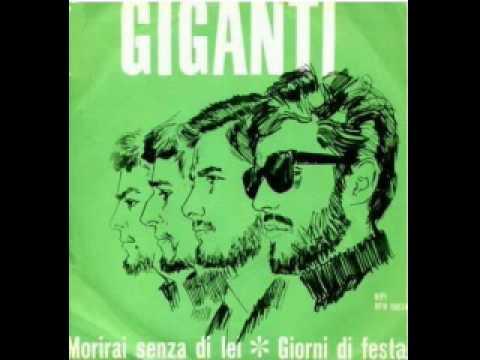 I Giganti - Morirai senza di lei (1965)