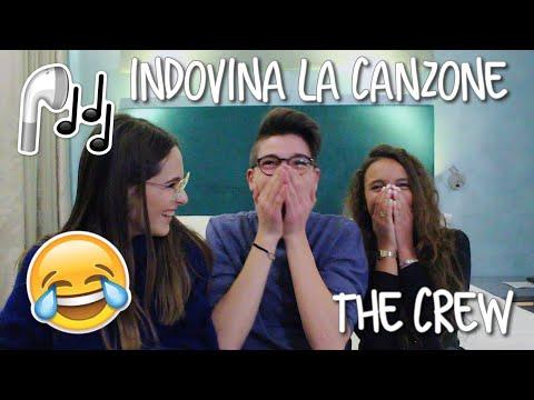 INDOVINA LA CANZONE CON LA THE CREW! | Marco Cellucci