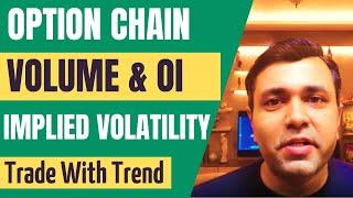 Secrets of Option Chain Analysis (HINDI)
