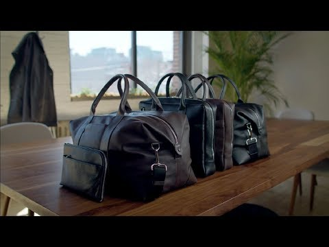 LeDaveed: The World's Most Thoughtful Bags (Teaser)