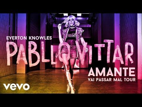 Pabllo Vittar - Amante Vai Passar Mal Tour Studio