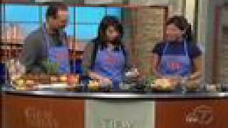 Ani Phyo's Raw Food Kitchen - Abc Channel 7 Appearance
