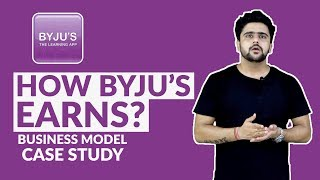 Byju's Business Model | How Byju's Earns | Case Study | Hindi