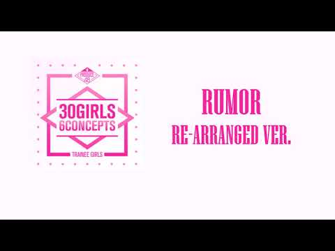 [PRODUCE 48] GUK.SYU - Rumor Re-arranged Edit
