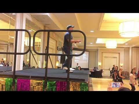 Filthy Line Dance by Joey Warren @ 2018 DXNOLA