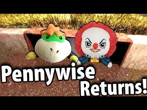 Crazy Mario Bros - Pennywise Returns!