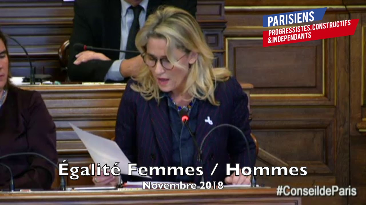 ÉGALITÉ FEMMES / HOMMES