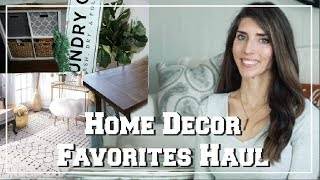 Farmhouse Home Decor Haul | Best Budget Decor Finds | Momma From Scratch
