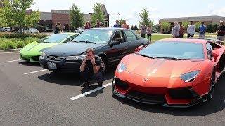 We Got A Lamborghini