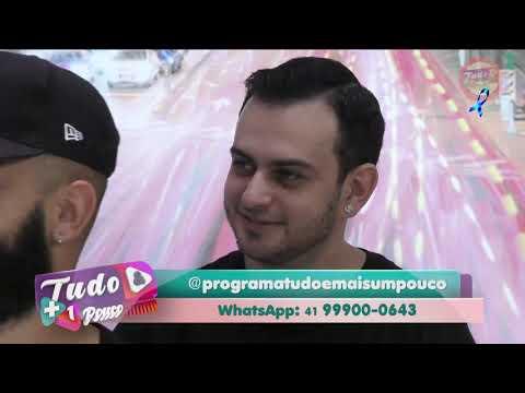 PROGRAMA TUDO +1 POUCO 09 DE NOVEMBRO DE 2019
