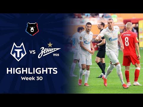 FC Tambov Zenit Petersburg Goals And Highlights