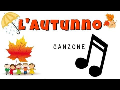 TEDESCO FACILE #111 -- L'AUTUNNO -- CANZONE