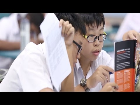 Time for Learning: A Day in the Life of a Singaporean Teacher