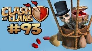 CLASH OF CLANS #93 - VORFREUDE AUF GEILE SCHEISSE ★ Let's Play Clash of Clans