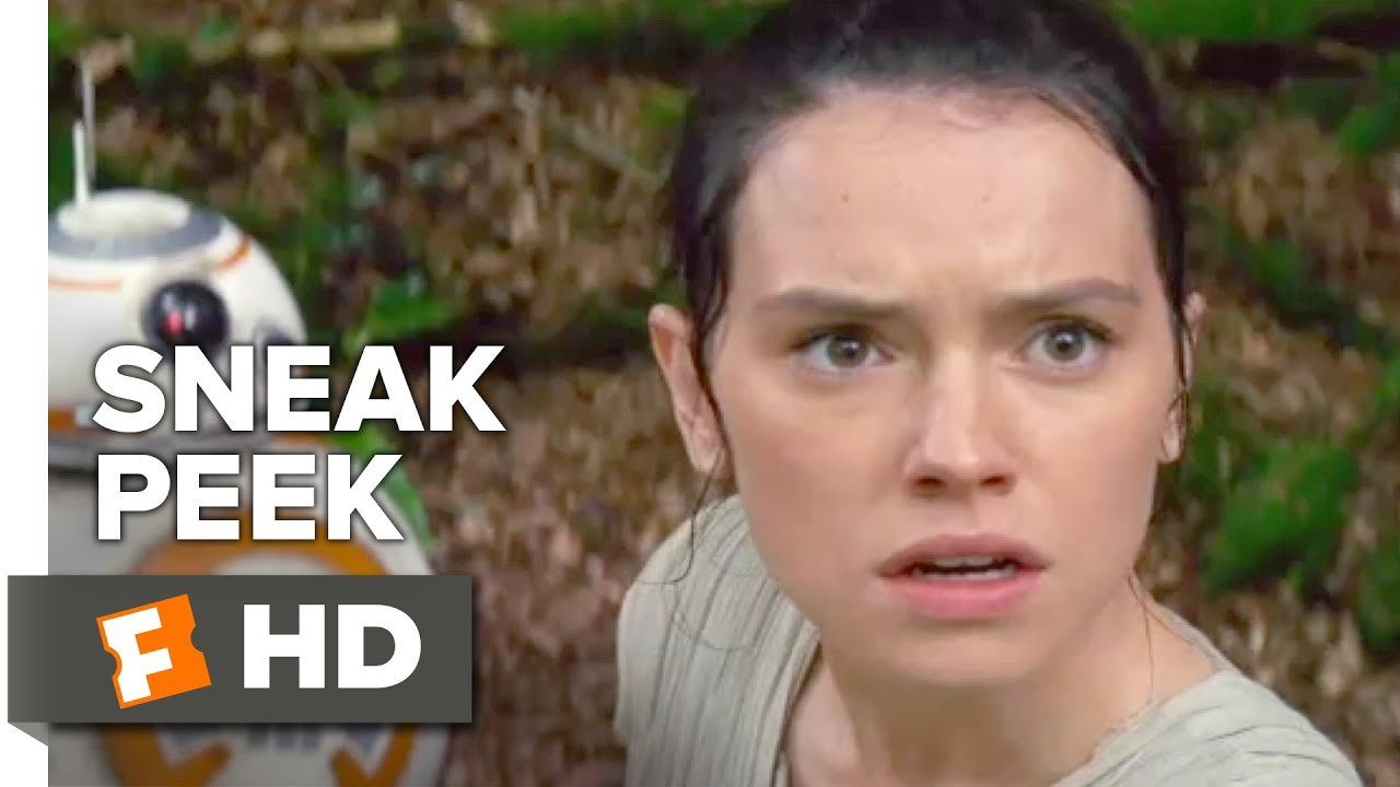 Star Wars: The Force Awakens Official Sneak Peek #4 (2015) - Movie HD