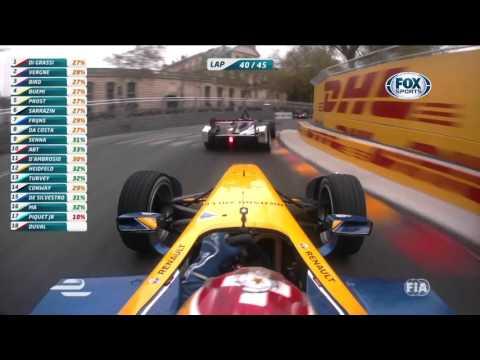 Formula E - 2016 Paris ePrix