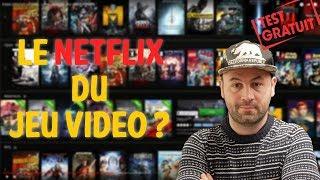 ESSAI GRATUIT UTOMIK - LE NETFLIX DU JEU VIDEO ? [TEST]