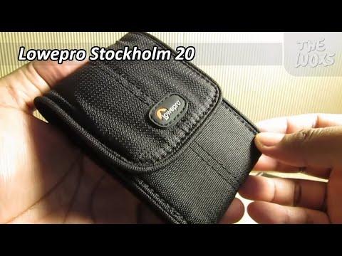 Tas Kamera Kecil Lowerpro Stockholm 20 Untuk Pocket Camera - Bahasa Indonesia