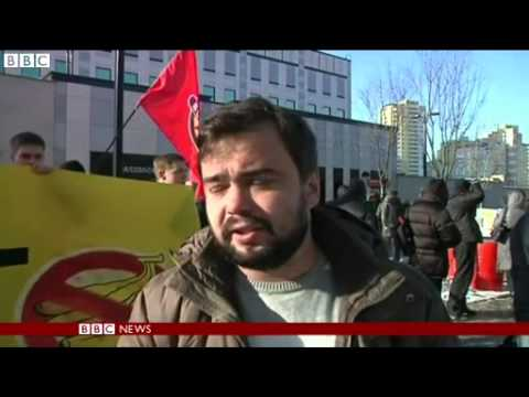 Ukraine protests  EU Ashton in talks with President Yanukovych