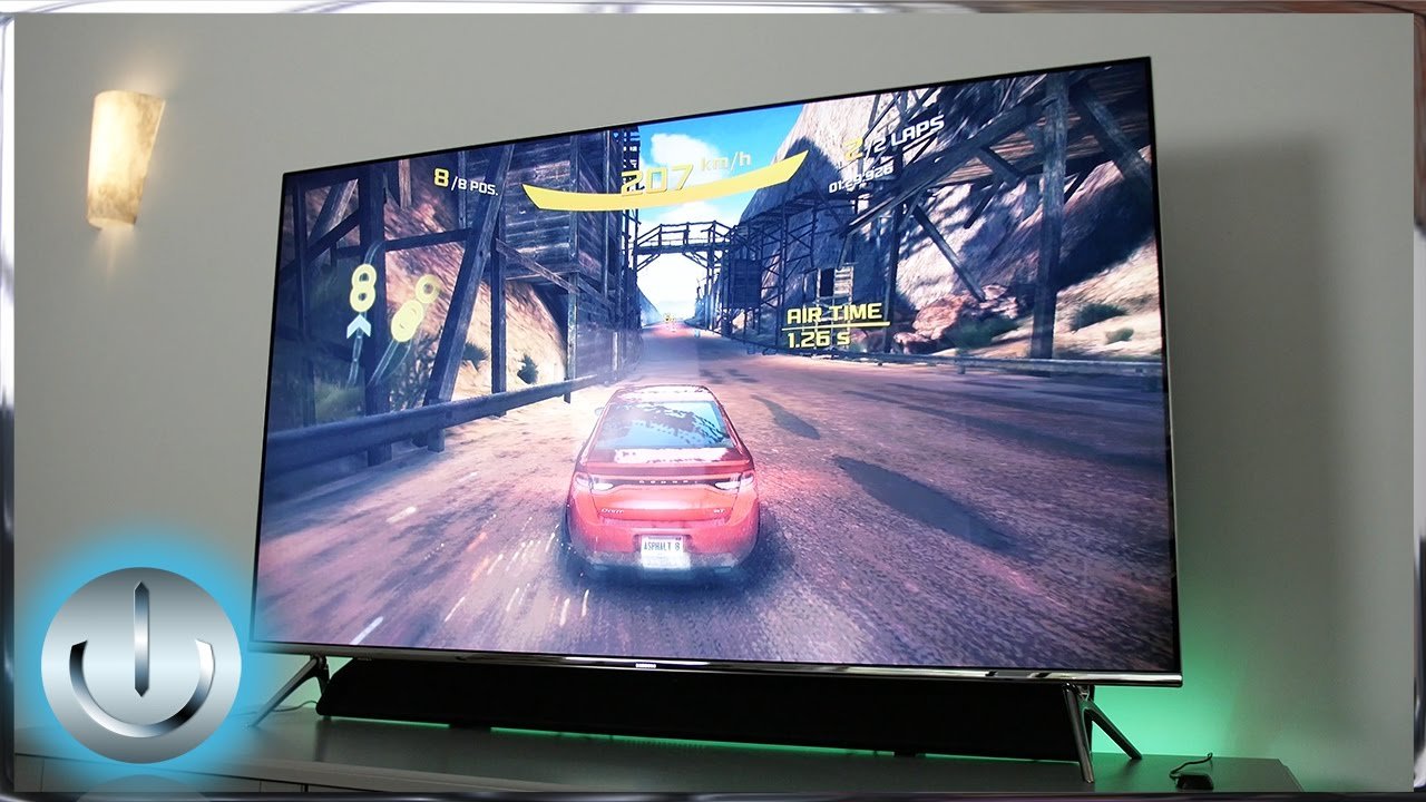 Samsung Hdr 4k Smart Tv Un55ks8000 Review Youtube