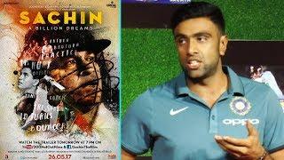 Ravichandran Ashwin's GREAT Response On Sachin: A Billion Dreams Film