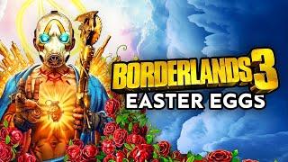 The Best Easter Eggs in BORDERLANDS 3