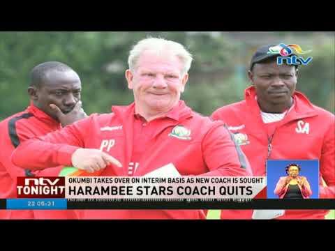 Harambee Stars coach quits