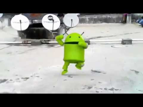 funny_ android _dance_ ft_ on_ lover_ boy _song