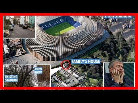 Chelsea stadium boost as council agree to purchase land and lease it to club