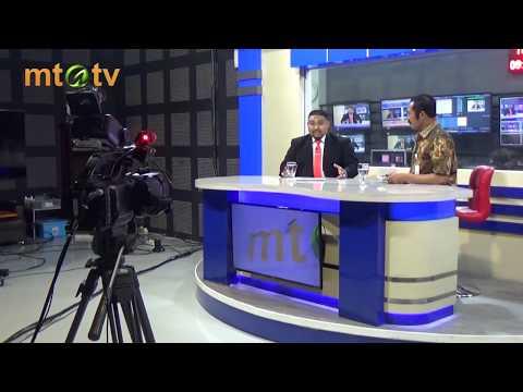 KIT - Walikota Surakarta Jadi Narasumber Di Acara Talkshow Kota Kita MTATV