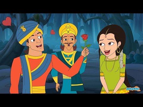 King Shoorsen - Vikram Betal Stories in English   Moral Stories for Kids by Mocomi