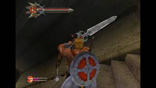 He-Man Defender of Grayskull Masters of the Universe walkthrough longplay PCSX2 PS2 Part 5 (end)