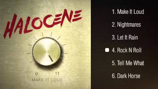 Halocene - Rock N Roll - Make It Loud EP