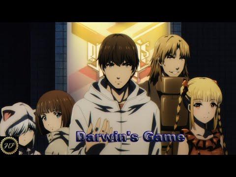 Darwin's Game / Recomendação de Animes#22 - Henfurt