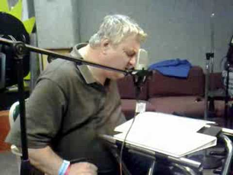 Daniel Johnston - Living Life - Live at WKDU