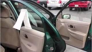 2000 Ford Contour Used Cars Lenoir City TN