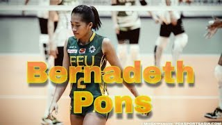 Best Of BERNADETH PONS
