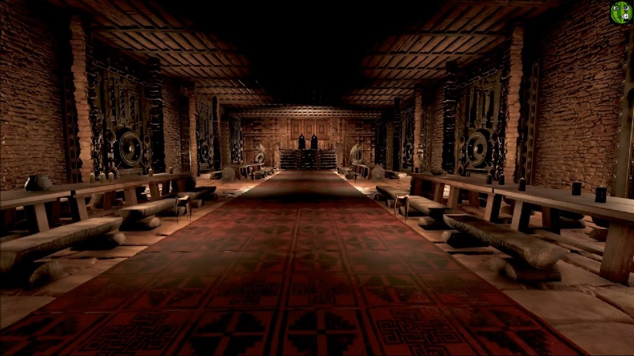Conan Exiles Ep 17 Throne Room And Some Decorations Youtube