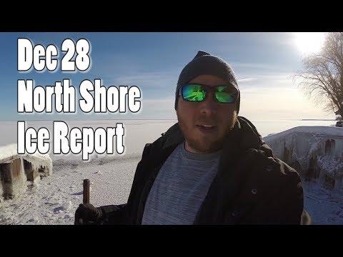 Dec 28 2017 - Kempenfelt Ice Report