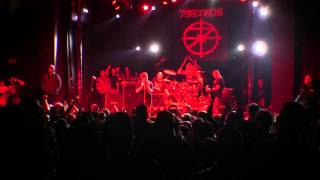 "7 SECONDS - OBSERVATORY - SANTA ANA CA - 3/7/2015 ""VULTURE VIDEO"""
