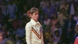 Nadia Comaneci - Olympic Gold (part 2)