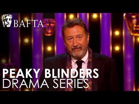 Peaky Blinders wins Drama Series | BAFTA TV Awards 2018