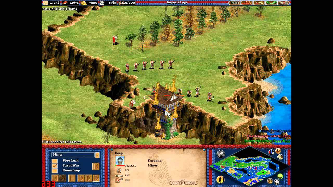 Age of empires ii the conquerors random game guide real world 6 age of empires ii the conquerors random game guide real world 6 italy part 27 gumiabroncs Choice Image