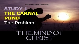 The Mind Of Christ: Study 1