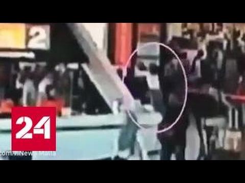 В Сети появились кадры убийства Ким Чен Нама