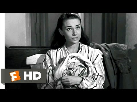 Roman Holiday (5/10) Movie CLIP - The Morning After (1953) HD