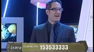 ADN TV | Coimas en la UOCRA - ASECOR el negocio