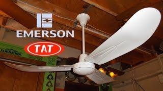 Emerson (TAT) Industrial/Commercial Ceiling Fan